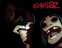 FEEL GOOD INC - MUSIC VIDEO - GORILLAZ