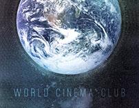 World Cinema Club - Logo Ident in 4k