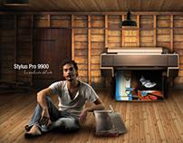 Epson Stylus Pro 9900 - La revolución del arte