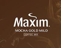 Maxim Mocha Gold
