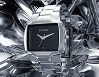 Nixon // CGI Key Visuals and Product Shots