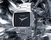 Nixon // CGI Key Visuals and Product Shots