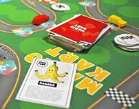 Mario Kart Board Game