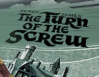 `The Turn of the Screw´ book cover