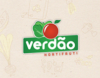 Website - Verdão Hortifruti