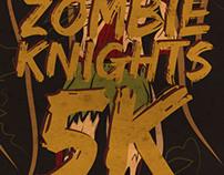 Zombie Knights 5k