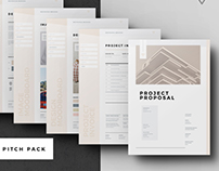 Pastel Proposal Pitch Pack