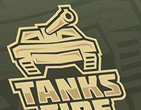 Tanks Fire Logo