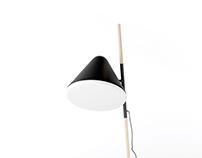 Free 3d model: Hello Floor Lamp by Normann Copenhagen