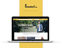 Bewakoof Website Re-design