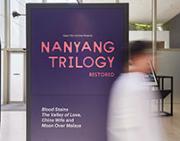 Nanyang Trilogy Exhibition design