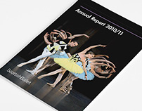 Scottish Ballet Annual Report 2010/11