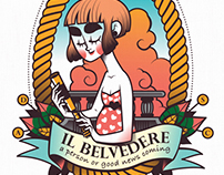 """Il Belvedere"" for Playing Arts contest"