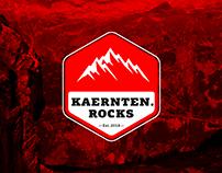 Logo kärnten.rocks