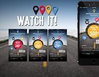 Watch It! App Layout