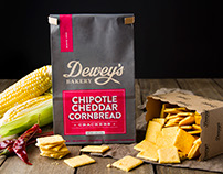 Dewey's Bakery | Southern Artisan Cracker Packaging