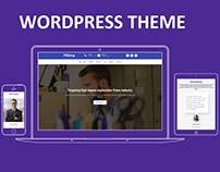 Prima Business Wordpress Theme