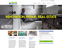 Renovation, Repair, Real Estate ~ Renos 4 pros & joes