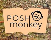 Posh Monkey