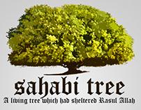 Sahabi tree logo