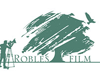Robles Film | Logo Design