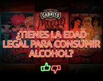Website: Tequila Cabrito