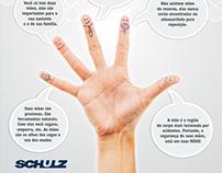 SCHULZ Poster
