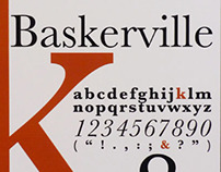 A Study in Baskerville