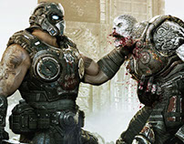 Gears of War 3/ GOW Meats