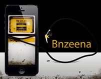 Bnzeena app