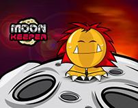 Illustration &Mobile - Moon Keeper