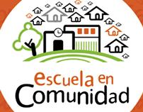Website: Escuela en Comunidad