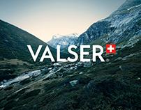 Valser Brand Identity