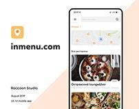 inMenu - меню ресторанов на всех языках