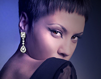 AJ Canelli Jewelry Ad for print and web