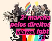 2ª Marcha Pelos Direitos LGBT de Vila Real