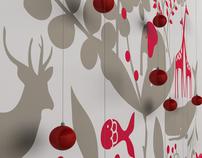 LittleLion Studio Wall Decals Catalog - Christmas 2010