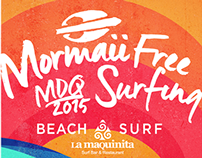2do Free Surfing - Mormaii - MDQ