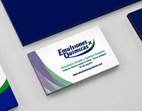 Emulsiones Quimicas // Branding
