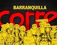 Barranquilla corre 21K, Progress