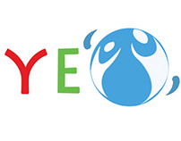 designed logo for youth empowerment organization YEO...