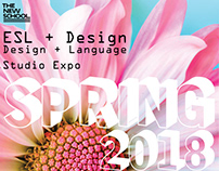 ESL Design Expo Invitation