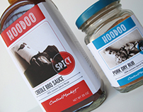 HooDoo New Orleans Style BBQ Sauce