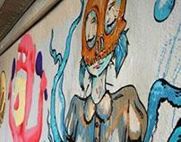 Dear Street Art in Tijuana