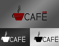 "LOGO POUR ""CAFE BE.ON""."