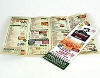 Quad Fold Brochure Printing