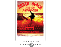 SURF & BEACH Graphic