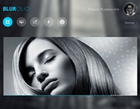 Portfolio Web Design - BLUROLIO
