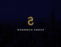 Hamdoun Group Brand Identity