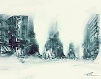 NYC - Winters Grip